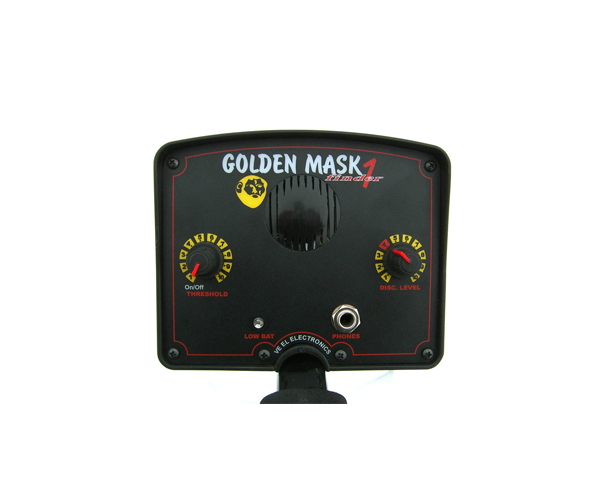 Golden Mask 1 display