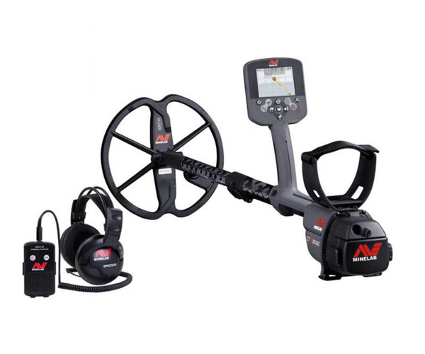 Minelab CTX-3030 FULL